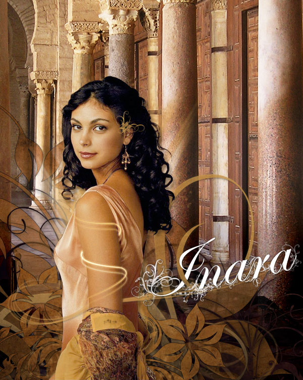 Inara composite image by Chung Designs